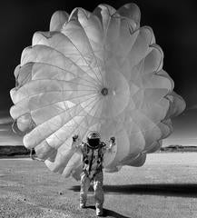 Astronaut (With Parachute)