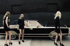 Fashion Portrait (Three Models)