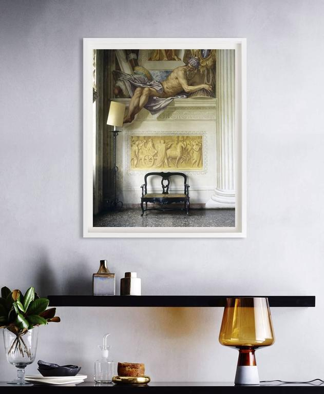 Interior (Giovanni Battista Zelotti) - Photograph by Simon Watson