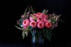 Don Freeman - Still Life (Floral Bouquet)
