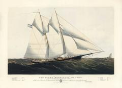 "The Yacht ""Henrietta"" 195 Tons"