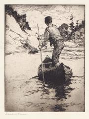 Canoeman.