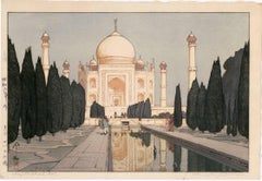The Taj Mahal Gardens (Day)