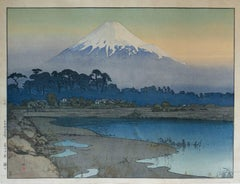 Mount Fuji: First Light of the Sun