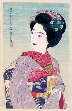 Young Geisha (Maiko)