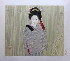Traditional Japanese Geisha (Kiba II)