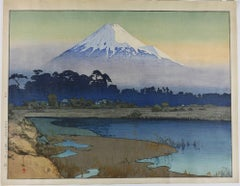 Mount Fuji: First Light of the Sun (Sunrise)