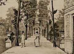 The Avenue, Cremorne Gardens, London.