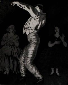 Spanish Dancer No. 2.