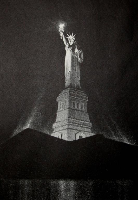 Liberty: The Statue of Liberty