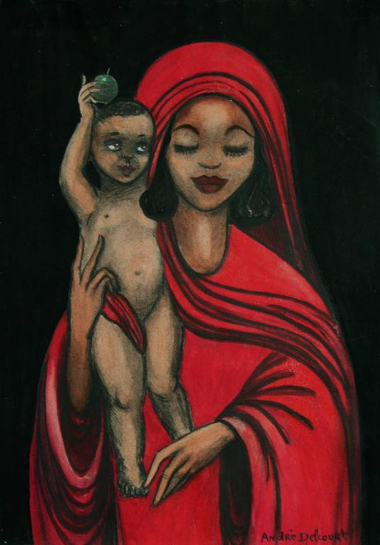 Black Madonna.