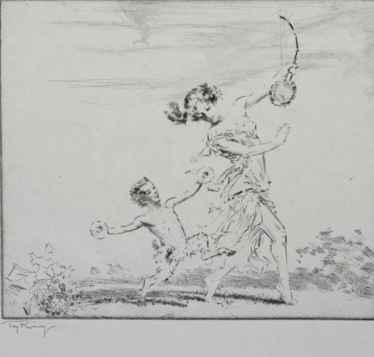 Arcadia. - Print by Troy Kinney