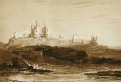 Dunstanborough Castle.
