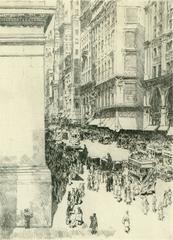 Fifth Avenue, Noon