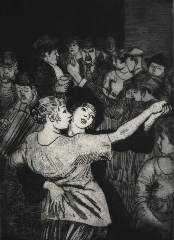 Dancing on Hampstead Heath