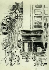 Lafayette Street.