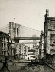 John Taylor Arms - Cobwebs (Brooklyn Bridge).