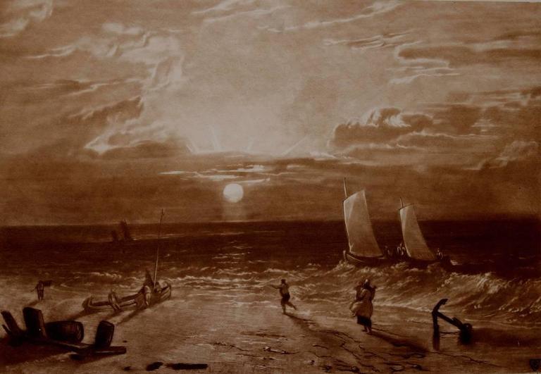 The Mildmay Sea Piece