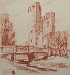 Caister Castle.