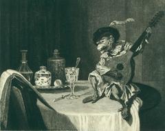 Le Joueur de Mandoline (The Mandolin Player)