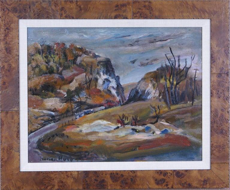 Mountain Road, Late November