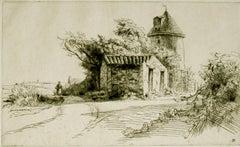 Moulin de Pierre (The Stone Windmill).