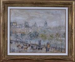 {View of Paris}