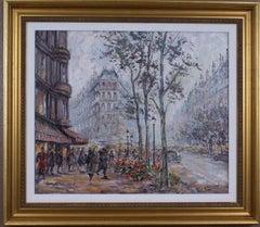 {Parisian Scene}