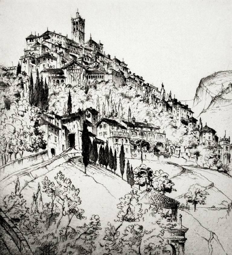 Il Sacro Monte, Varese.