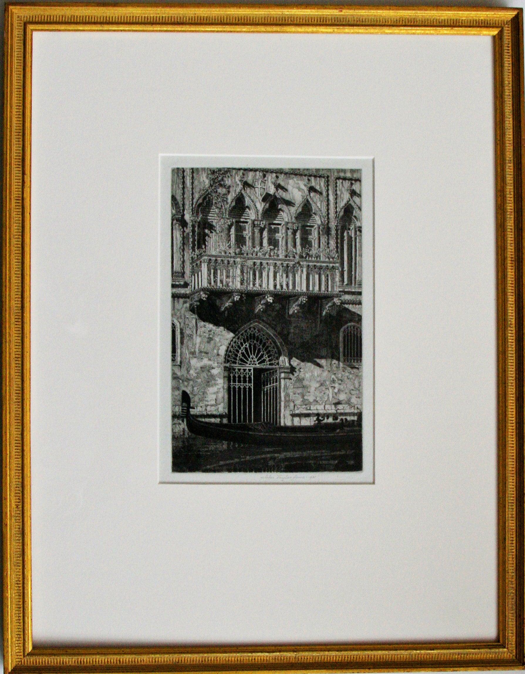 The Balcony (Venetian Gateway).