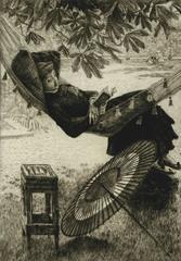 Le hamac (The Hammock).