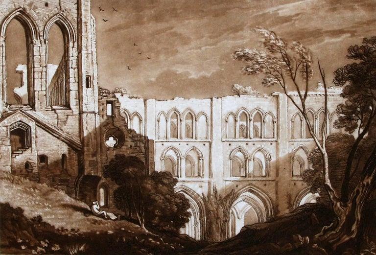 Rivaux Abbey, Yorkshire