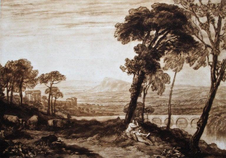 Scene in the Campagna