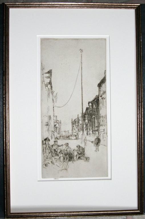 The Venetian Mast