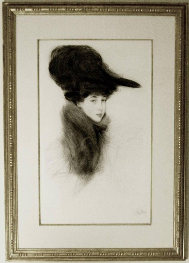 Paul César Helleu - La Duchesse de Marlborough, Consuelo Vanderbilt 1
