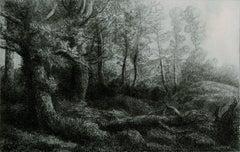 La Lisière de Fôret. (The Edge of the Forest).