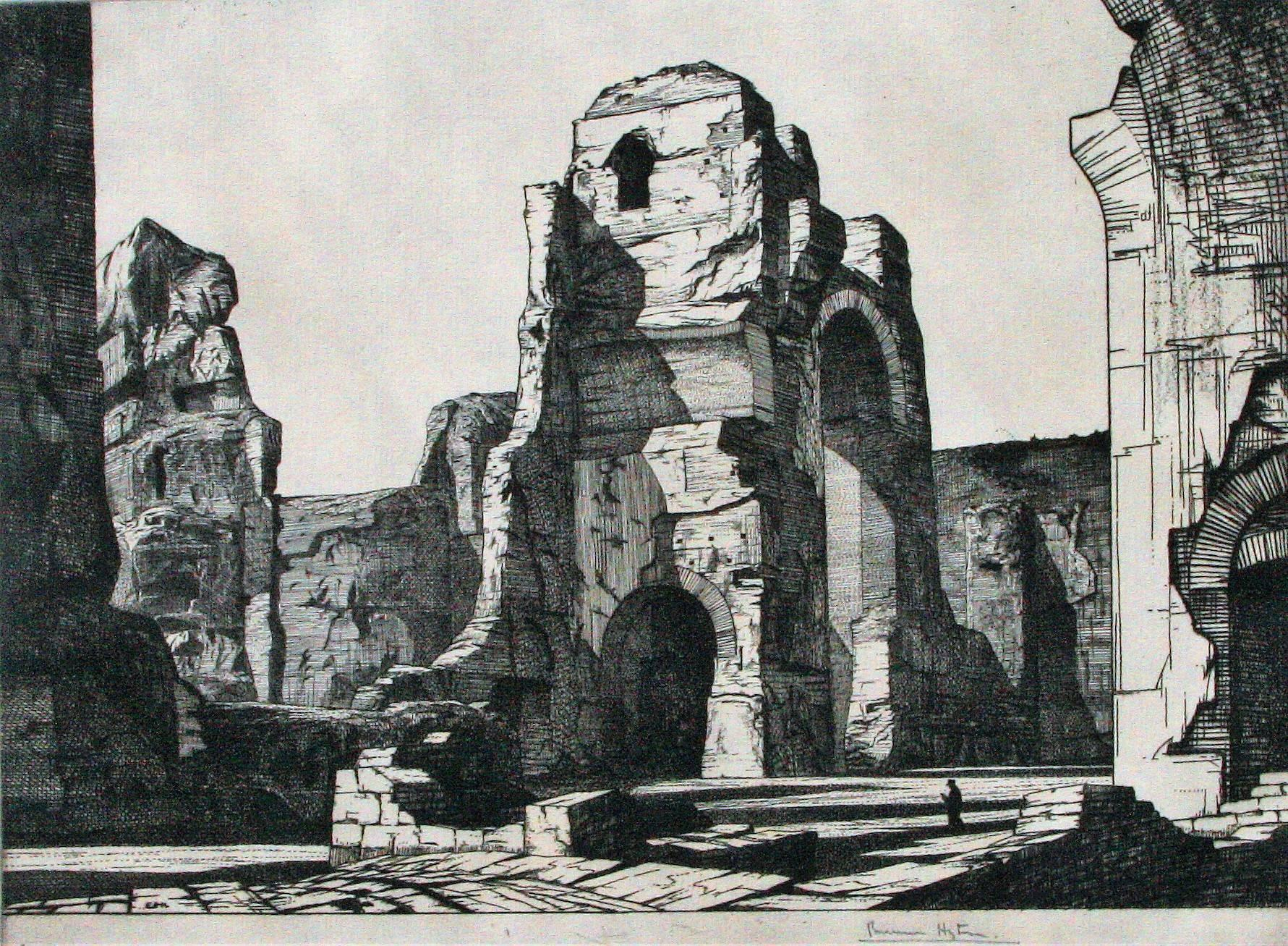 Thermae of Caracalla, Rome