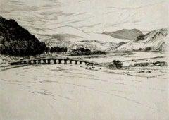Penmaenpool Bridge (wALES)