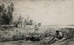 La Fenaison (The Hay Harvest).