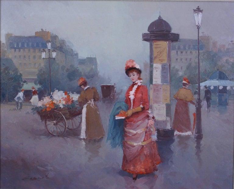 Le Boulevard (Street Scene) 2