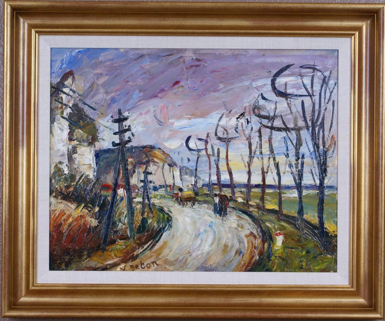 Yves Becon - {Le Paysage} (The Countryside) 1