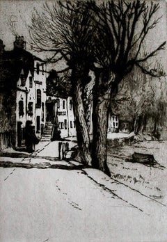 The Strand-on-the-Green, Chiswick, No. 1