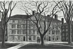 Hollis Hall [Harvard University, Cambridge, Massachusetts]