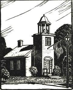 Ruth Haviland Sutton College Hall Amherst