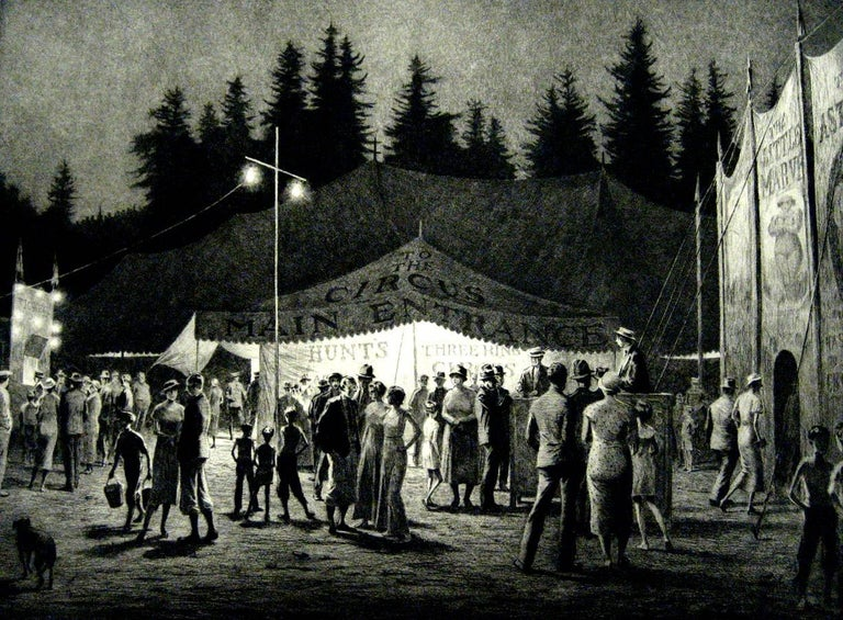 Circus Night For Sale 1