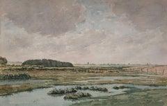 Walberswick, from Dunwich.