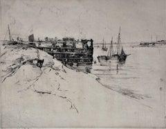 The Dock, Hayling Island, Hampshire