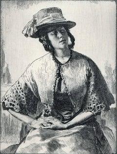 Elisabeth (Anaïs) also called The London Caster Girl.