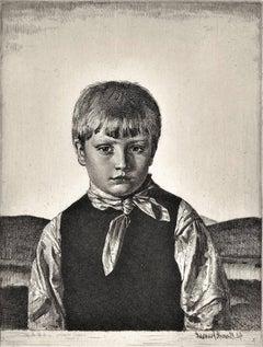 The Amberly Boy