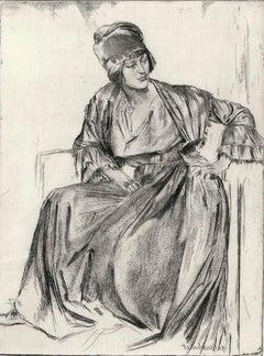 Geneviève (Anaïs).